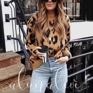 Sweaters - 🎁Arriving Soon🎁The Cheetah Sweater